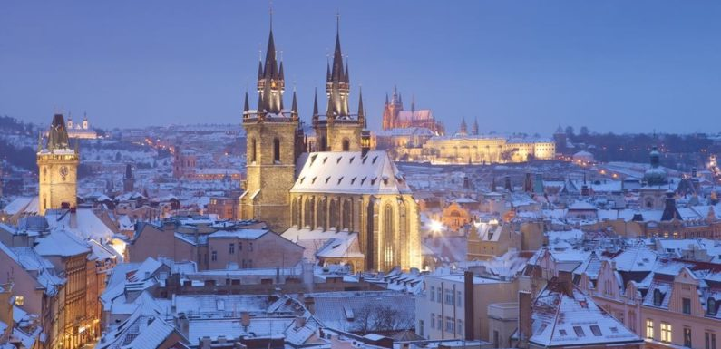 Top Reasons to Visit Prague in winter