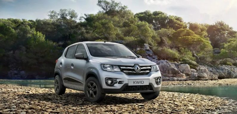 Renault Kwid 2018 Top Features