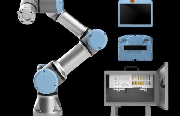 Customizing the Universal Robot