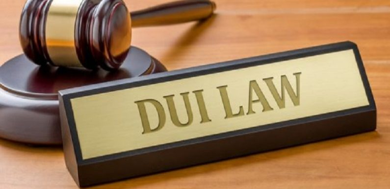 DUI – DWI – What You Should Know?