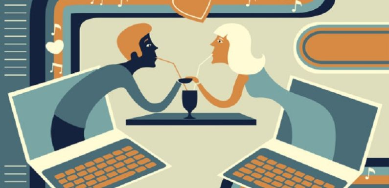 Can you find your life partner at an online dating site?