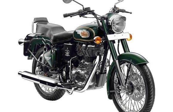 Royal Enfield Bullet 500 – Best bike for leh ladakh trip in India