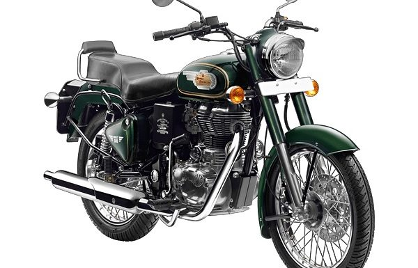 Royal Enfield Bullet 500 – Best bike for leh ladakh trip in India