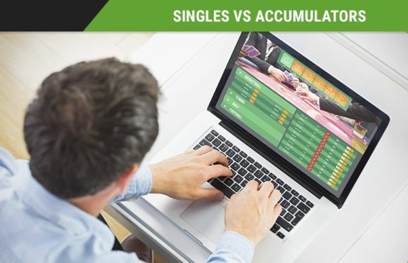 The Difference Between Accumulators and Singles