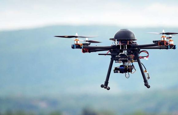 How drones can help rescue operations