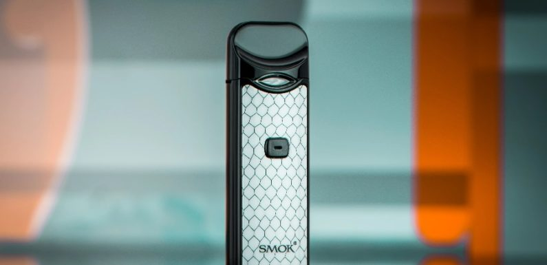 Look For The Flavor Quality And Power Of The Smok Novo Ceramic Pods