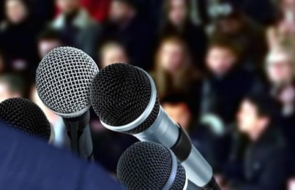 Fear of public speaking: 4 Strategies to Overcome