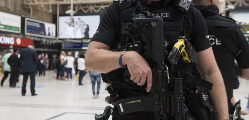 Constrained to ruminate receiving a Taser gun