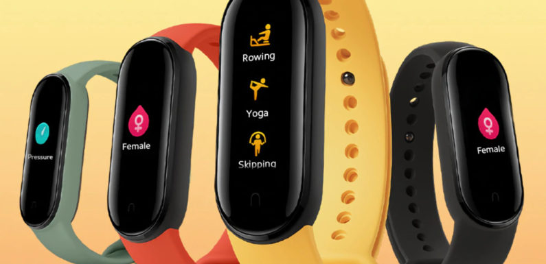 All About the M5 Band, the Newest Version of Sports Smartband
