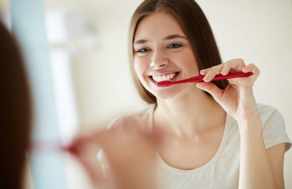A Great Way to Touch up Your Smile
