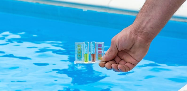 Everything about Chemicals for Testing the Pool