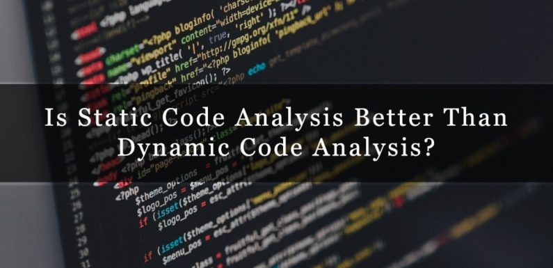 What is the difference between Static code analysis and code review