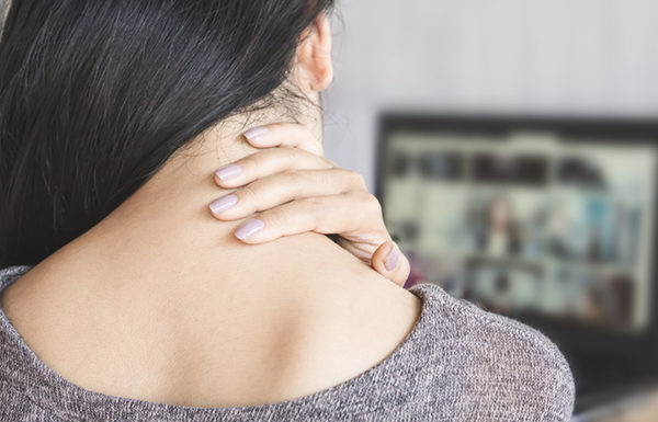 How To Manage Neck Pain