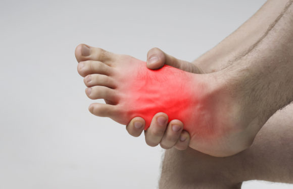 3 Common Causes of Foot Pain
