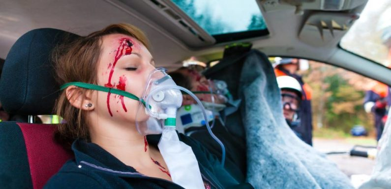 Five Common Types of Traumatic Brain Injuries Victims of Car Accidents Can Suffer