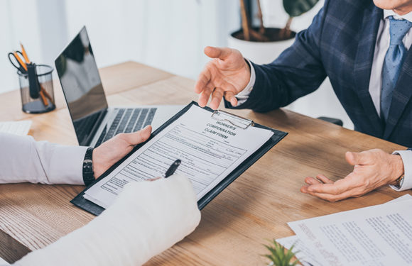 Negotiating workers' compensation claim: Get a lawyer!