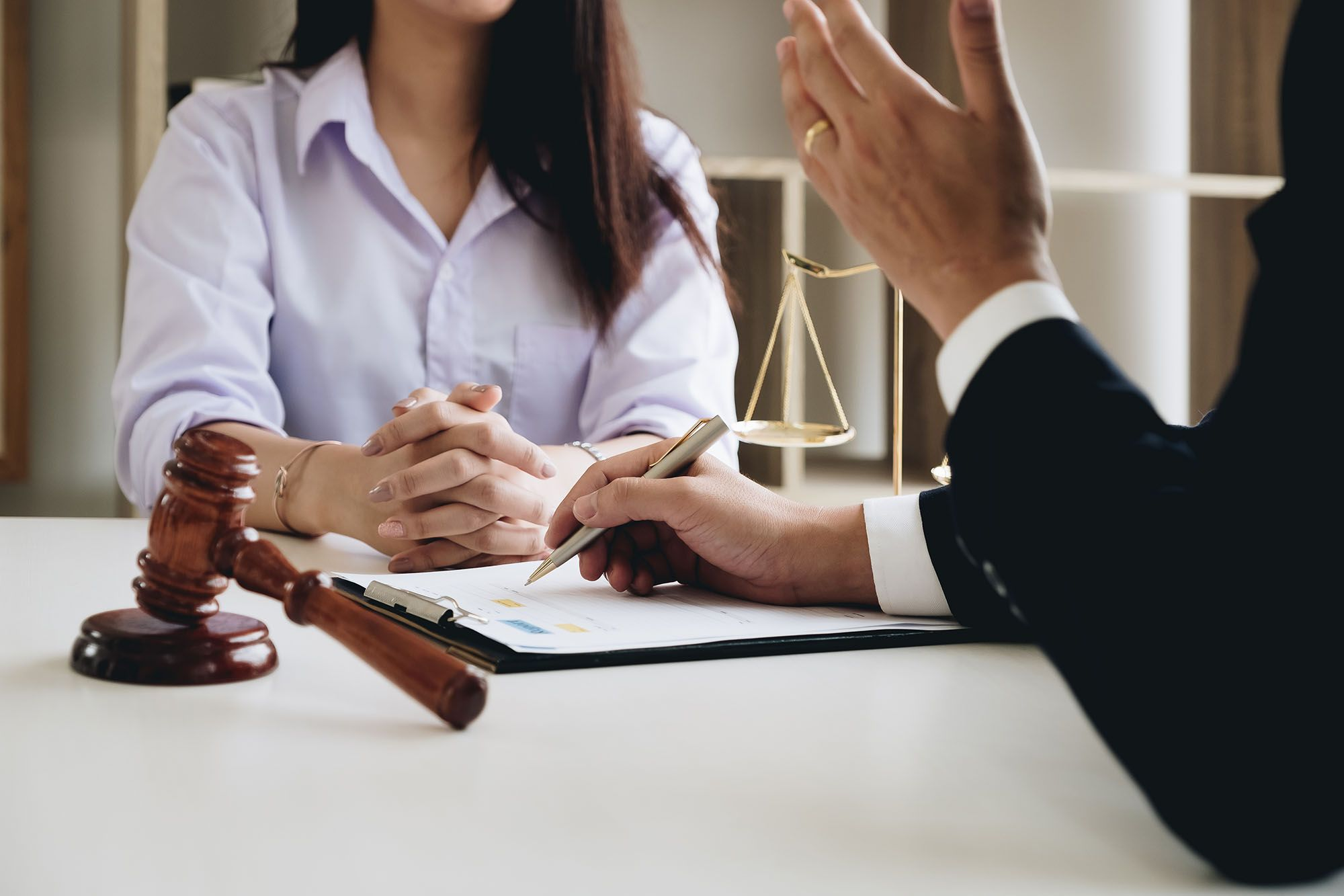 Suffered discrimination at work? Talk to a skilled employment lawyer now!