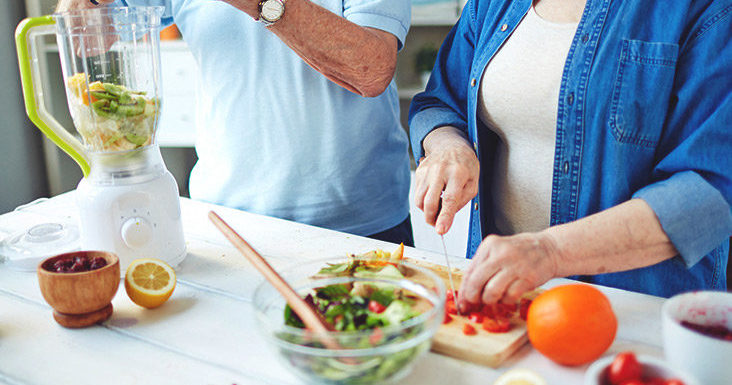 Routine Practices That Aid Seniors Healthy Life