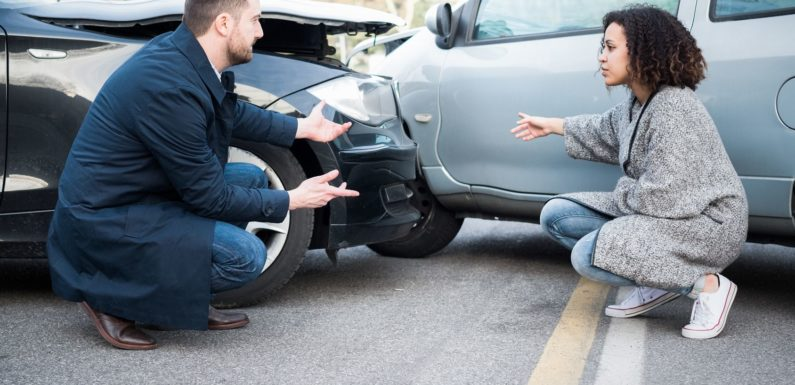 Facts related to car accident laws in California
