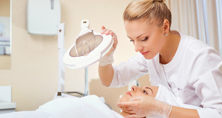 Learn more about Aesthetic Treatment