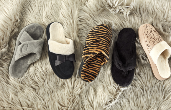 Pamper Your Feet with Comfortable, Relaxed & Flexible Slippers